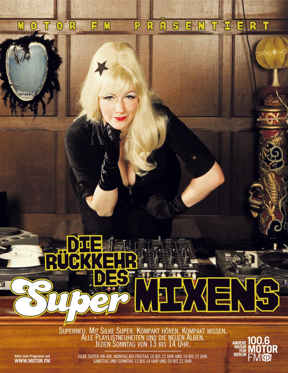SILKE SUPER / MOTOR FM