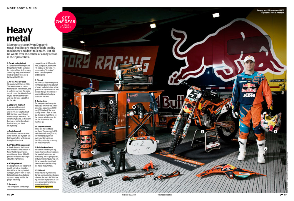 RYAN DUNGEY / THE RED BULLETIN