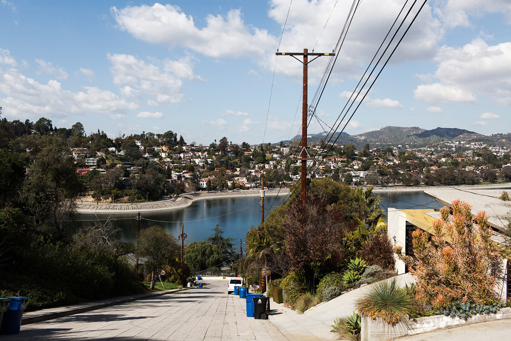 LA - SILVER LAKE / MONOCLE