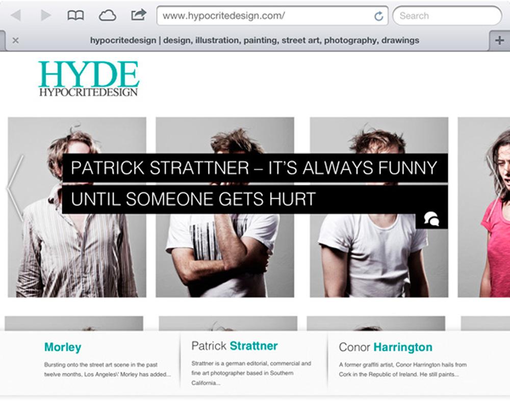 INTERVIEW WITH HYPOCRITEDESIGN