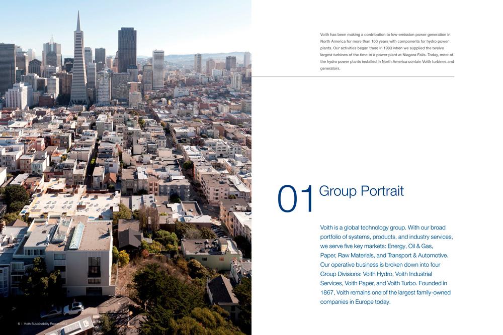 SUSTAINABILTY REPORT 2012 / VOITH
