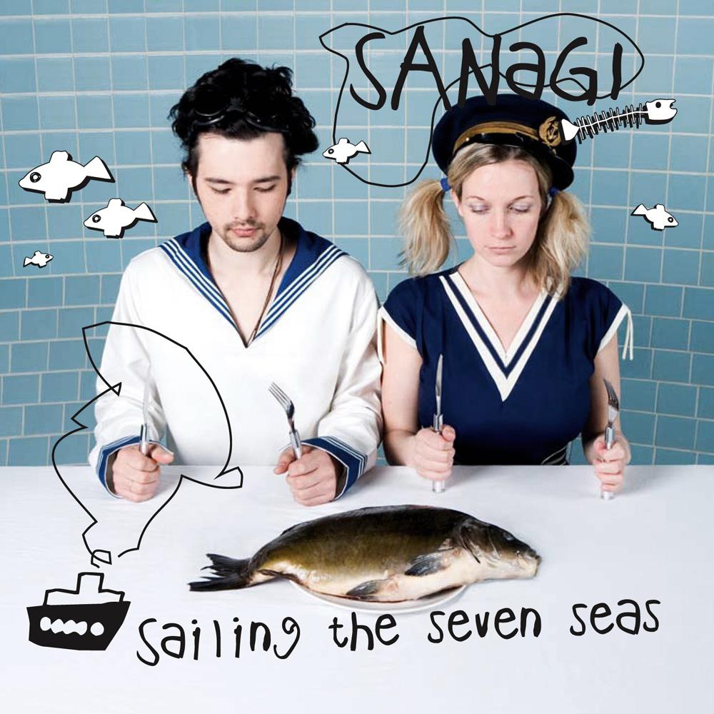 SANAGI - SAILING THE SEVEN SEAS / TRAUMTON RECORDS