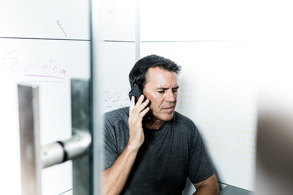 Kevin Lustig, CEO & president at Scientist.com / Inc.
