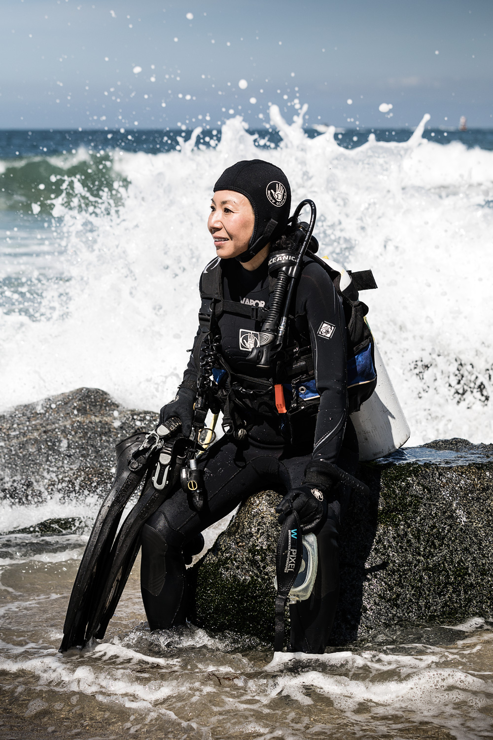 Sue Chen, director at Reef Check Foundation / Sport Diver