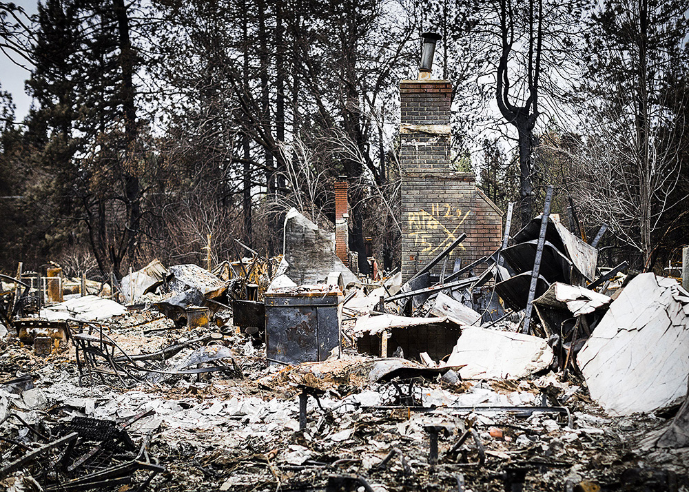 Environmental Protection Agency (EPA) cleanup after the Camp Fire, the deadliest and most destructive wildfire in California history
